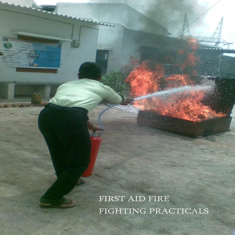 fire practicals